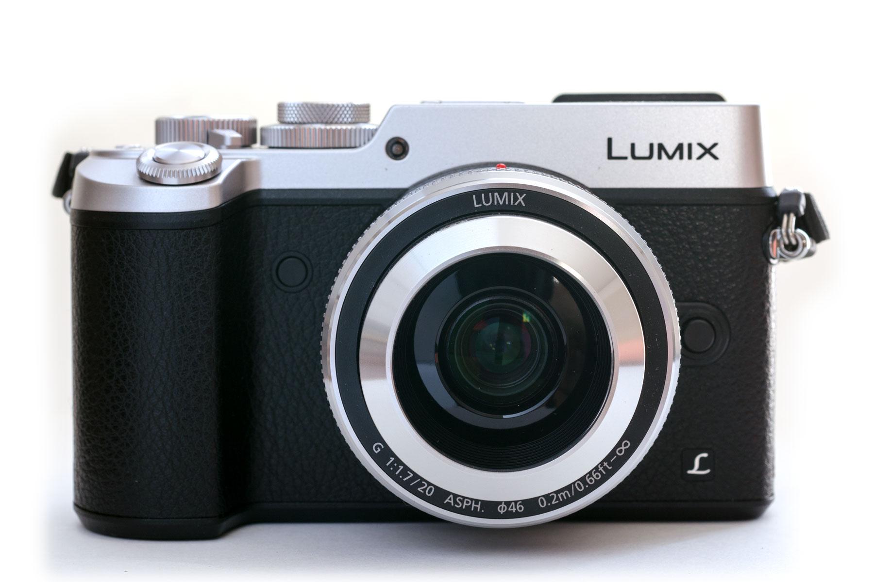 新しいメインカメラ LUMIX GX8 コンパクト&マーベラス