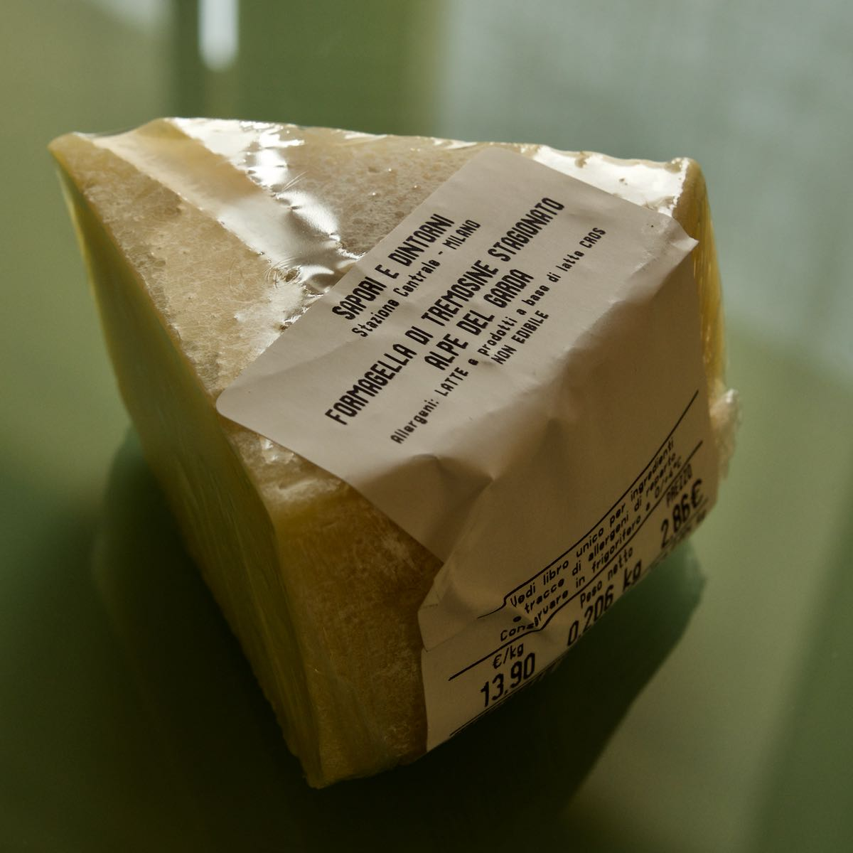 同じく350円くらいのハードチーズ 安い