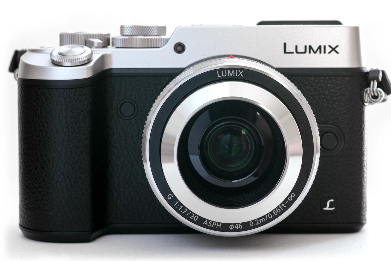 Lumix DC-GX8 + 20mm パンケーキレンズ