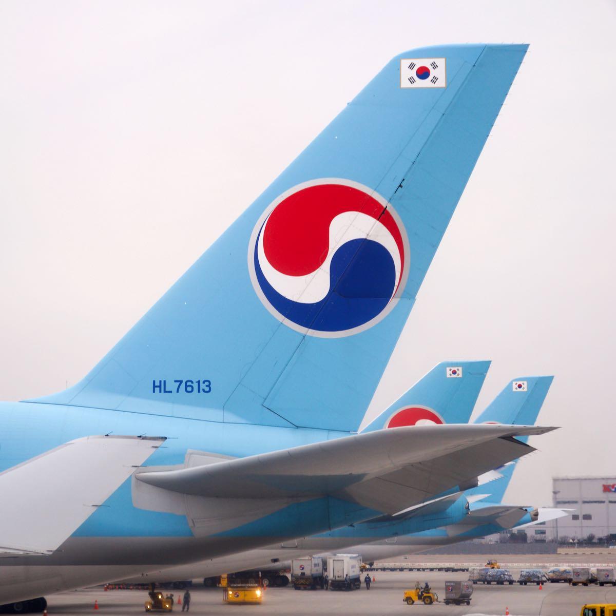 仁川空港はKorean Air の巣 DMC-GX8 + LEICA DG 12-60mm