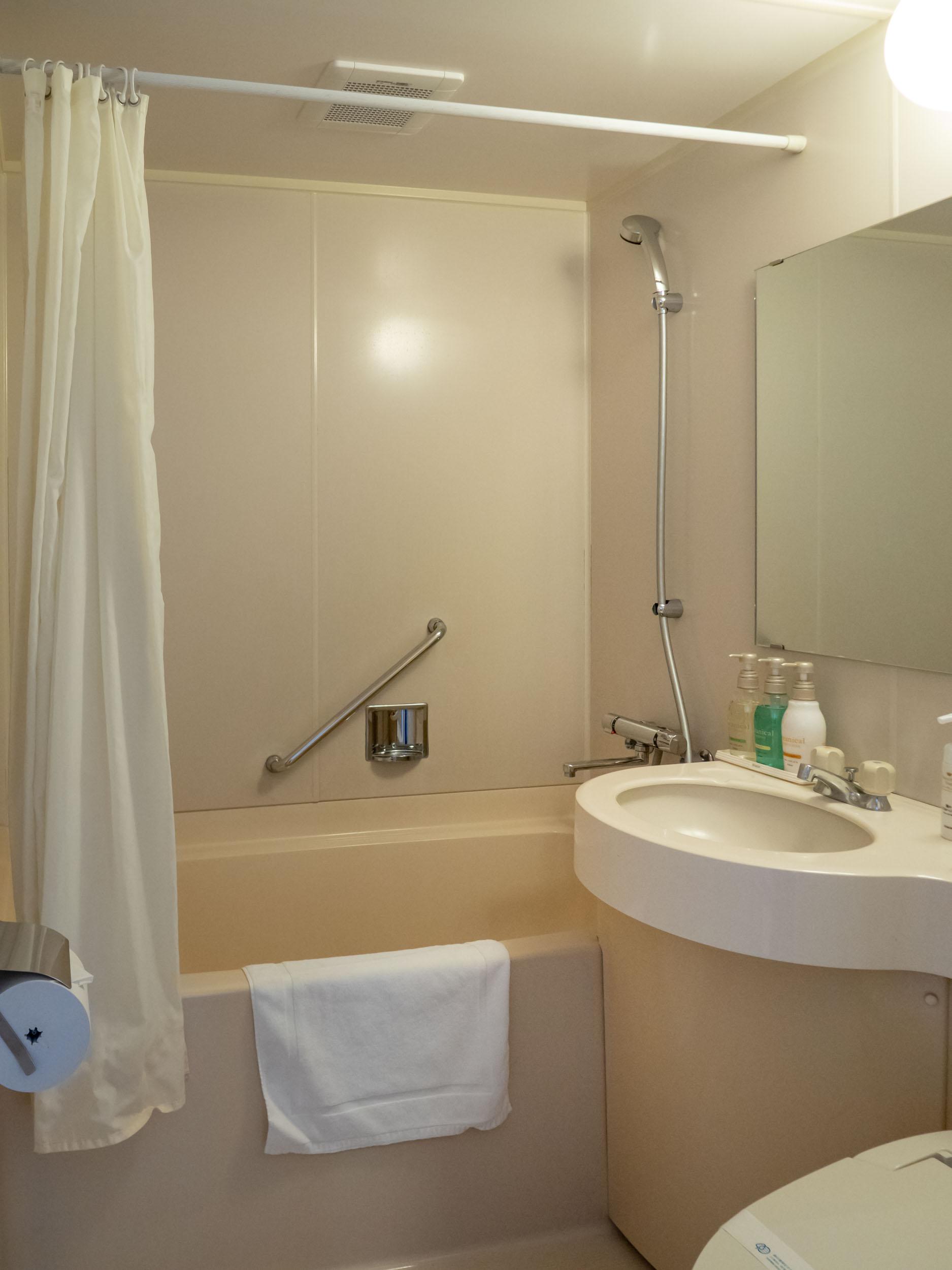 札幌第一ホテルのバスルーム DMC-GX8 + LEICA DG 12-60mm