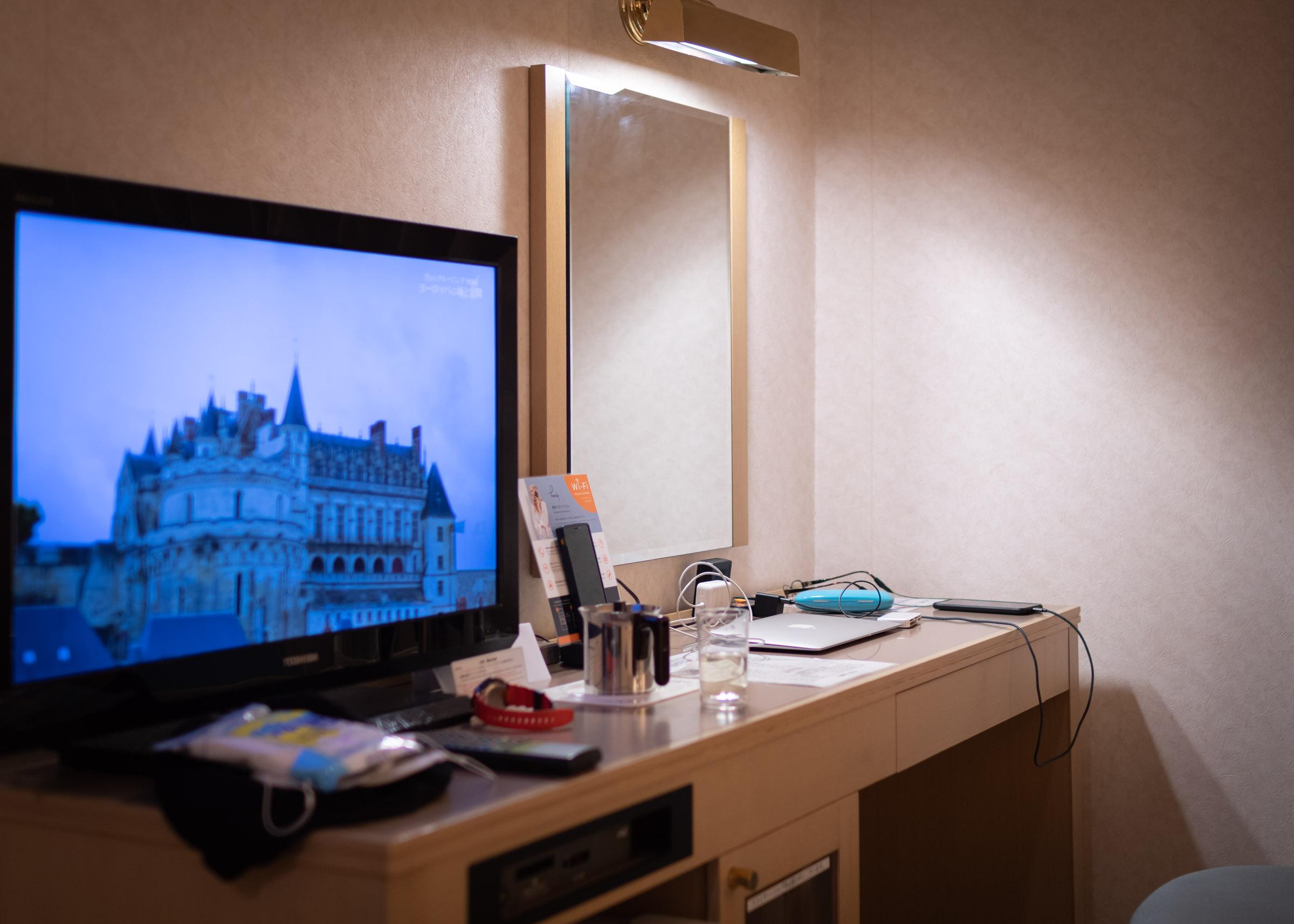 札幌第一ホテルの客室 DMC-GX8 + LEICA DG 12-60mm